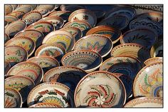 Romania - Pottery & Handicraft beautiful,,,  <3