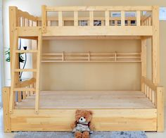 Simple Style Solid Wood Bunk Bed Find Details about Bunk Bed, Wooden Bunk Bed from Simple Style Solid Wood Bunk Bed - Qingdao Yuhang Household Products Co. Solid Wood Bunk Beds, Wooden Bunk Beds, Twin Full Bunk Bed, Dinning Table, Bedroom Bed, Simple Style, Home Furniture, Kids Room, China