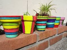 You are being redirected. Clay Pot Projects, Clay Pot Crafts, Cool Art Projects, Painted Clay Pots, Painted Flower Pots, Paint Garden Pots, Reuse Bottles, Flower Pot Design, Decorated Flower Pots