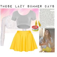 Lazy Summer by dancing-inthe-street on Polyvore. Online retailer for fashion and dance clothes, dance shoes and accessories suitable for all types of dance including Jazz, Contemporary, Hip Hop, Street, Ballet, Tap as well as Fitness, Gym & Zumba