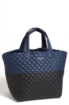 MZ Wallace 'Large Metro' Quilted Tote