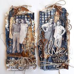 Mezzanotteskapar: Jeans tags