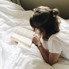 get lost in books