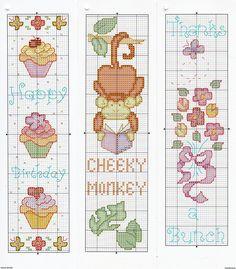 обезьянка схема вышивки - Поиск в Google