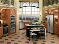 HGTV.com's Kitchen Flooring Buying Guide gives you expert tips with pictures around cork floors as well as other flooring types for your kitchen renovation.