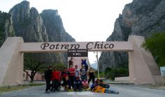 Esclando Fronteras (Climbing Border) - using climbing as a tool for positive change for youth in underdeveloped areas of the world