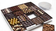 Natcha : veja mais em Os chocolates mais lindos da internet   Chocólatras Online  http://chocolatrasonline.com.br/os-chocolates-mais-lindos-da-internet/