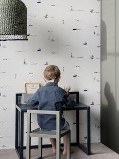 Little Architect Desk - Dark Blue