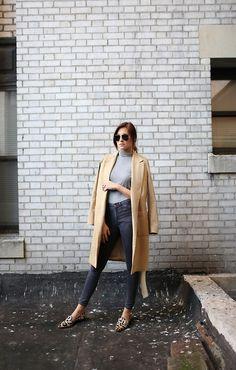 leopard flats #neutrals #fashion #style