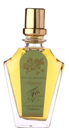 Florascent Parfumeurs Parfum de Poche Voyage à Fès Eau de Toilette 15ml