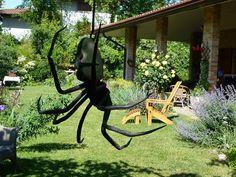 ragno in ferro battuto