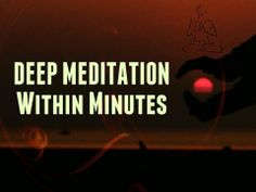 ▶ Relax Music to Meditate deeply - Deep Meditation with Relaxing Music - YouTube