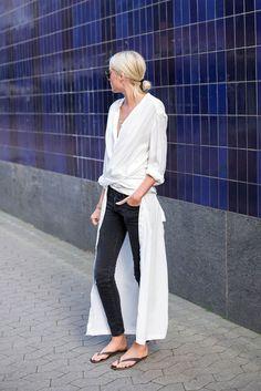 shirtdress //pin:isabelharriet