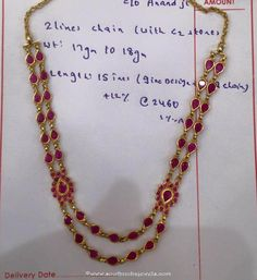 Multilayer Gold Necklace with Side Lockets, Gold Necklace with Side Lockets