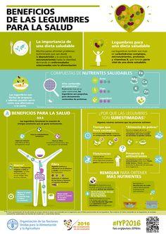 Beneficios de las legumbres para la salud