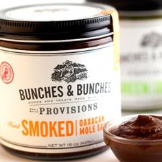Bunches & Bunches™ Provisions - Gourmet Food Packaging Design