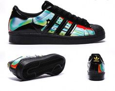 Adidas Originals Womens Superstar Rita Ora Black and Bright Yellow Sneakers For Sale Online Yellow Trainers, Yellow Sneakers, Rita Ora Black, Womens Trainers Sale, Shoes Online Uk, Rita Ora Adidas, Adidas Shoes Women, Adidas Sport, Sneakers For Sale