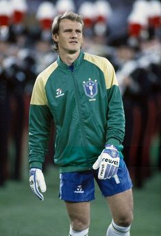#WC1990: goalkeeper #Taffarel #Brazil; #CláudioTaffarel