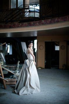 csebastian:    Marie Claire Russia, April 2012 (+)  photographer: Shayne Laverdière  Audrey Tautou