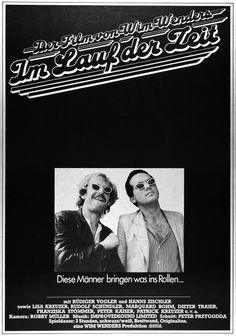 Im Lauf der Zeit (En el curso del tiempo), Wim Wenders, 1976