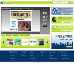 Website 'http://www.blubrry.com/' @blubrry amazing podcast community