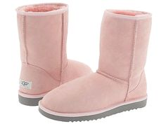 Of course I would love real Uggs, but if I could only get knock offs I would. I wouldn't mind these pink ones :)