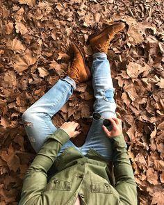 "107 Me gusta, 2 comentarios - Nathan McCallum (@isnathan) en Instagram: ""FALLing in love with these new @uniqloau stretch jeans 🍂🍁❤️👖 #uniqloAU #uniqlodenim #sp"""