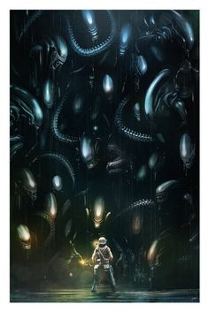Alien Mass - Andy Fairhurst