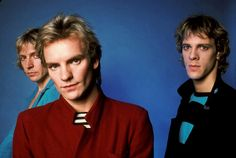The Police., 1980 by Lynn Goldsmith