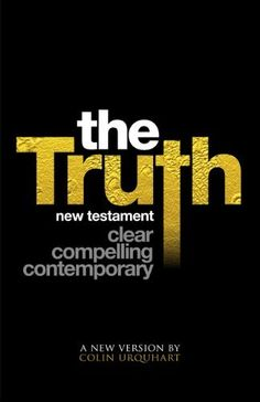 The Truth New Testament (with book and chapter navigation)