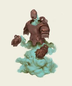 David Aguado - Concept Art, Visual Development and Illustration Fantasy Character Design, Character Design Inspiration, Character Concept, Character Art, Monster Design, Monster Art, Character Illustration, Illustration Art, Creature Concept
