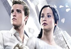 New images from the Hunger Games follow up, Catching Fire!