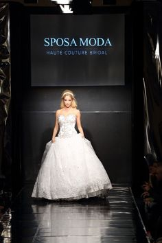 Sposa Moda Celebrity Collection Fashion Show, Celebrity, Photo And Video, Bridal, Luxury, Wedding Dresses, Collection, Instagram, Haute Couture