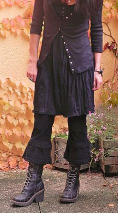 Panty d'hiver JE VEUX. JE VEUX !!!!! //////Le Bas et les chaussures ensemble c'est parfait