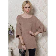 2013 New Medium Sleeve Sweater