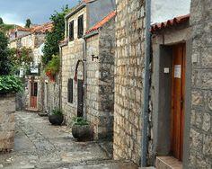 Cavtat Old Town in Dubrovnik