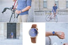 Charlie Watch, montre made in paris. #charliewatch
