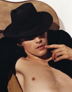 Reeve Carney for VMAN