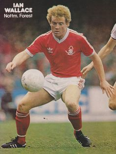Ian Wallace Nottingham Forest 1981