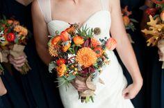 Fall Bouquet - Tyler Boye Photography