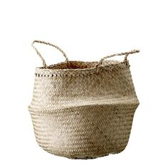 Natural Seagrass Basket - PRE ORDER NOW