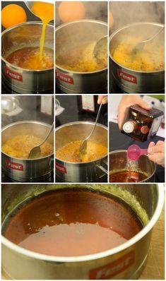 πανακότα πορτοκάλι 7b Dessert Recipes, Desserts, Picasso, Fondue, Chili, Soup, Sweets, Cheese, Ethnic Recipes