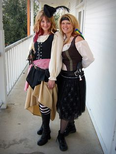Sewing | pieKnits: Such cute pirate costumes