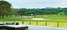 Godrej Golf links the new project by the reputable godrej group in greater noida , the villas based apartments are size in 2300 sq ft and partitioned in to 3 and 4BHK.