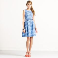 Kate Spade - One day I will be able to afford a $378 dress...One day.