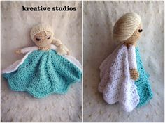 Hey, I found this really awesome Etsy listing at https://www.etsy.com/listing/188487155/elsa-lovey-doll-blanket-security-blanket