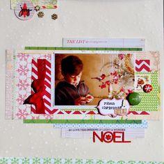 Noel - Scrapbook.com