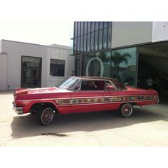 The most iconic Lowrider in the world, the Gypsy Rose