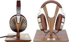 Wood trim headphones...