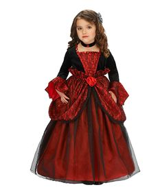 Vampire Princess Dress-Up Outfit - Kids